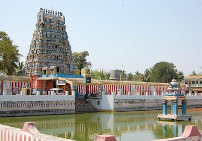 Garbharakshambigai Temple Thirukarukavoor