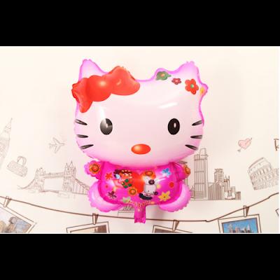 Balon Foil Karakter Hello Kitty