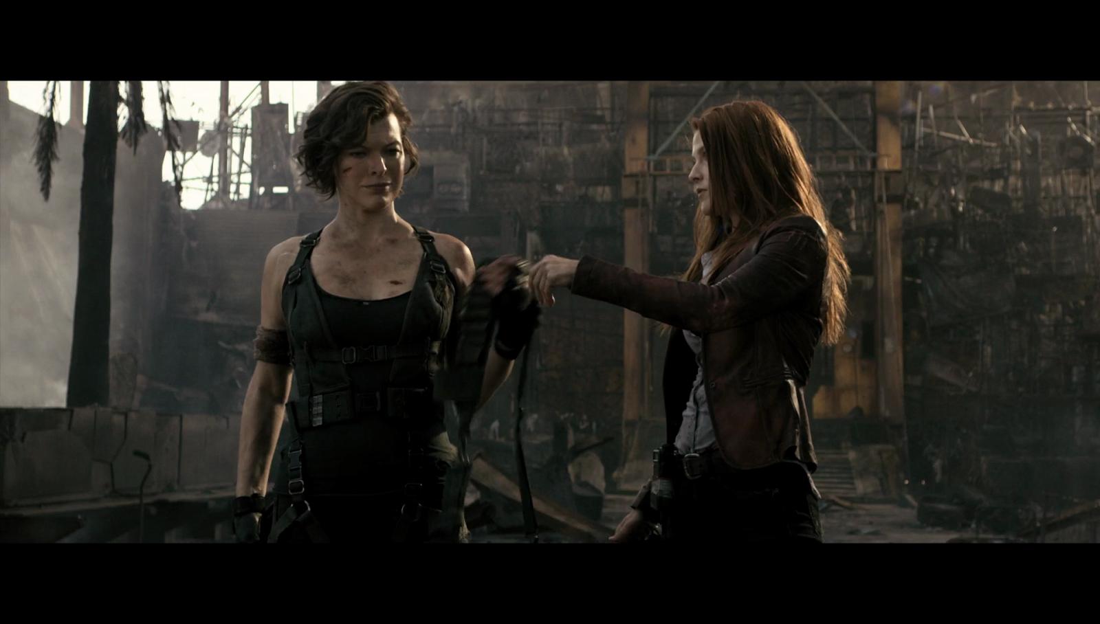 Resident, evil, saga HD 1080p, espaol, latino