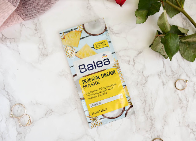 Balea Tropical Dream Maske (Limited Edition)