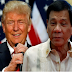 BREAKING! Trump to Duterte: U.S is fully behind you.Human rights didn't elect you,Citizens did