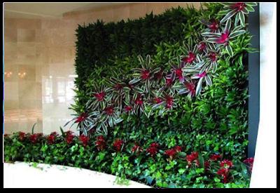 gambar konstruksi vertical garden
