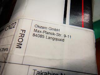 Vielen Dank, Herr Okzam GmbH.