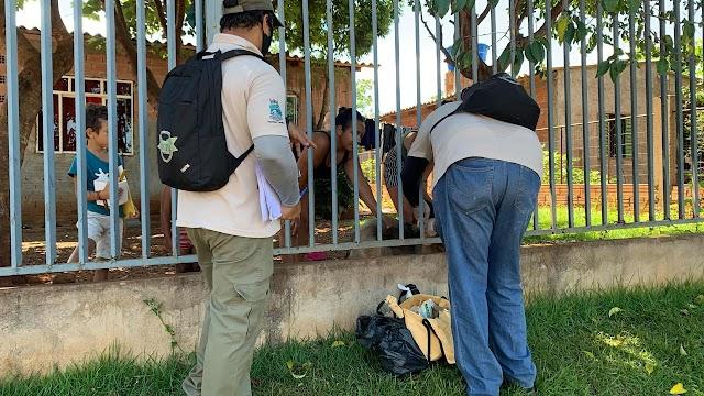 CCZ inicia encoleiramento de cães para a prevenção contra a Leishmaniose