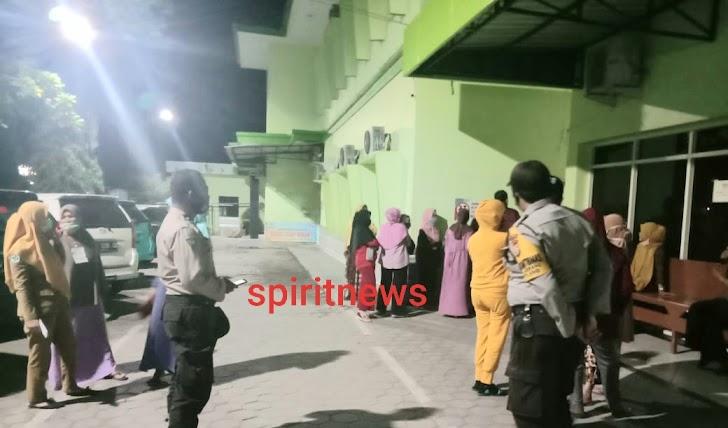 Kapolsek Pattallassang Pimpin Operasi Yustisi Di Malam Hari