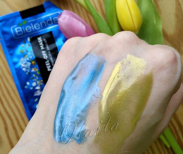 маска-пленка Japan Peel-off от Bielenda