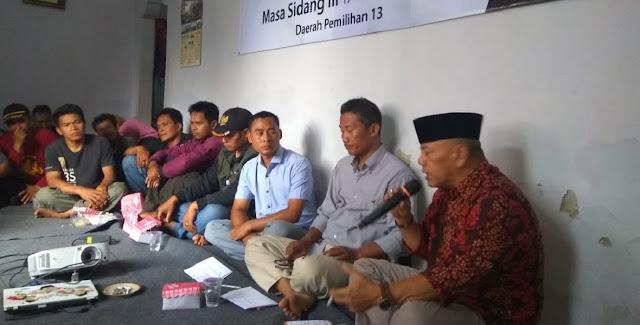 Serap Aspirasi Warga, Anggota Dewan Temui Petani Pulosari Pemalang