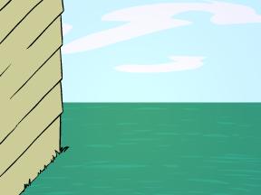 image drawing of house siding