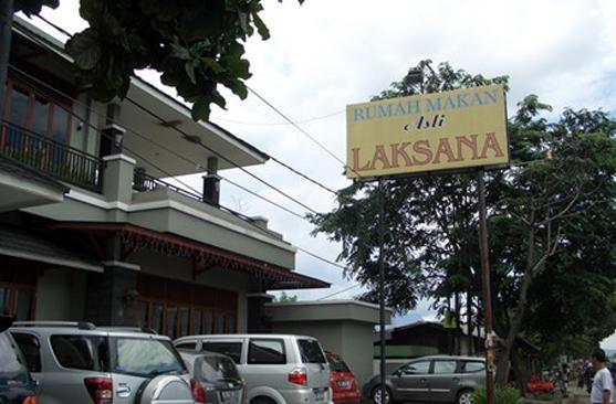 Restoran Sunda Terfavorit Rumah Makan Laksana