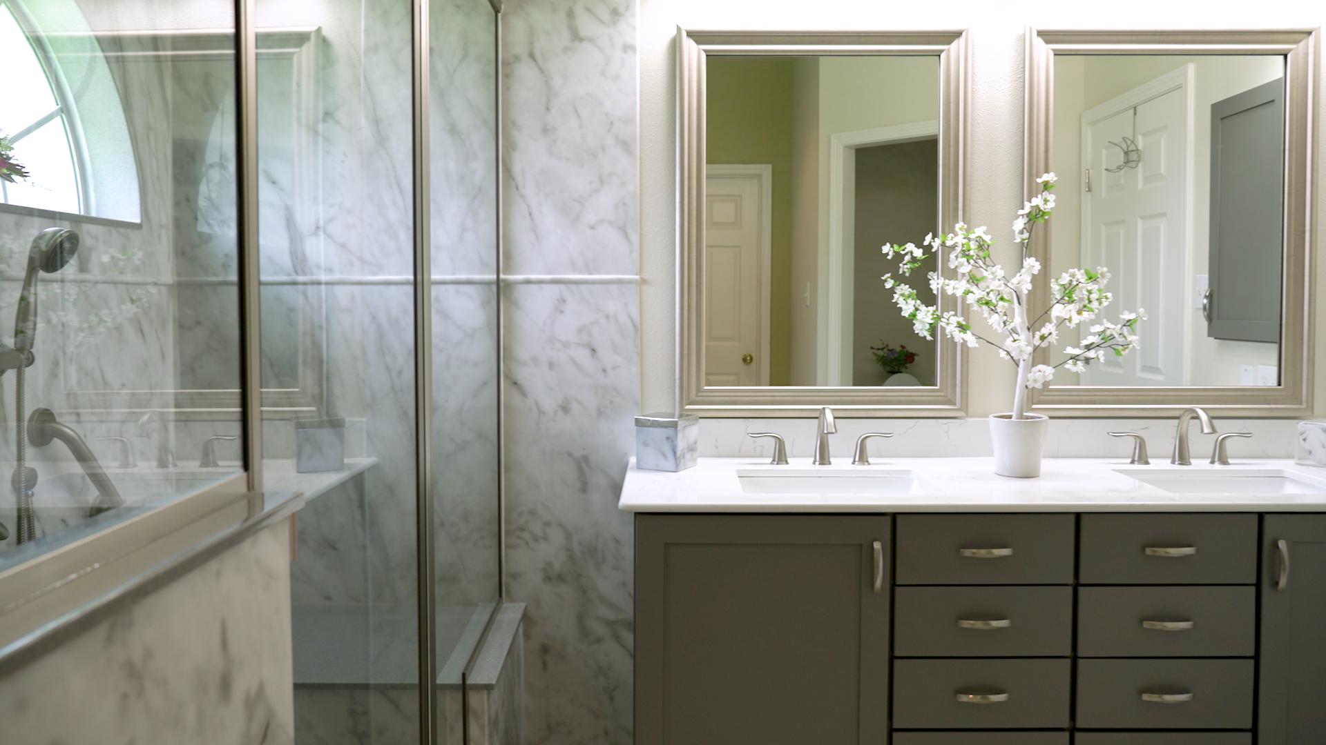 renovating a bathroom service in Newcastle