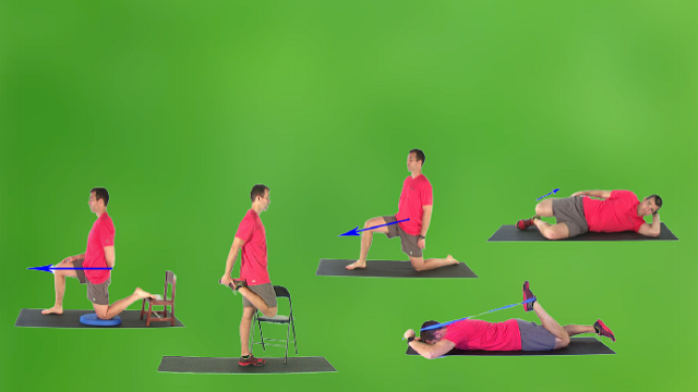 Extensor Work Out