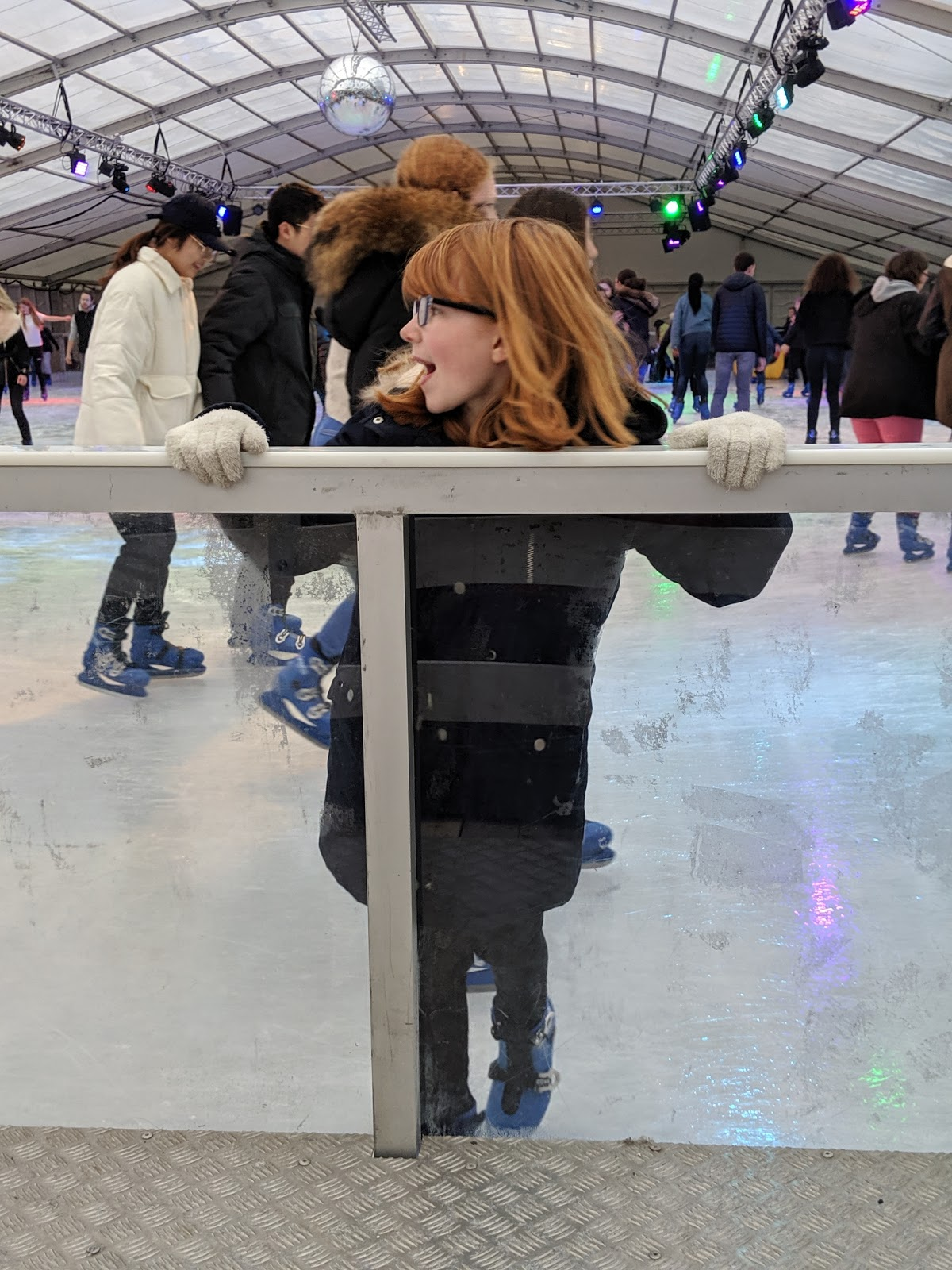 10 Reasons to Visit Liverpool in December  - Ice Skating
