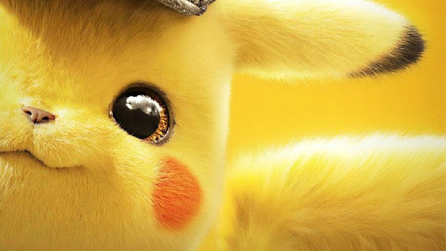 Detective Pikachu, 4K, #54