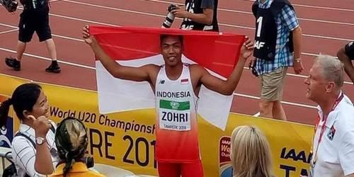 Fakta Menyedihkan Zohri Juara Lari Cepat Dunia Yang Bikin Netizen Menangis