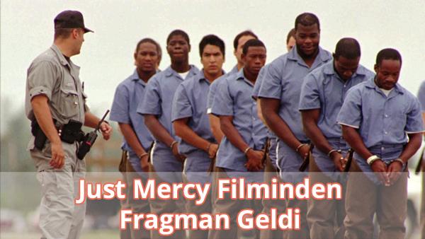 Just Mercy Fragman İzle