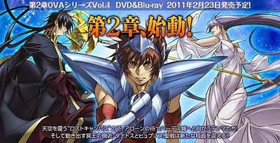 Promise in Protection Star: Saint Seiya Weekend – Lost