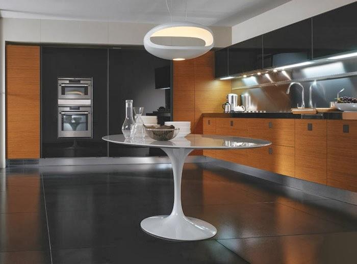 cocina integral moderna