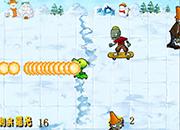 juego Plantas contra zombis on Ice