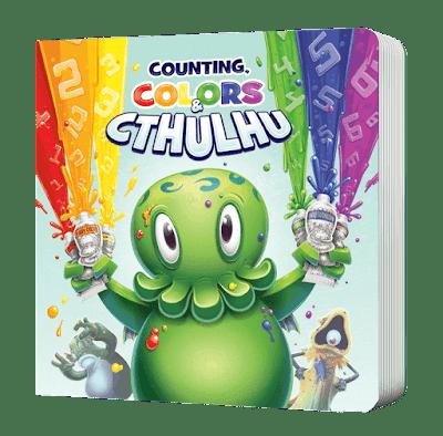 Counting, Colors & Cthulhu Book Kickstarter
