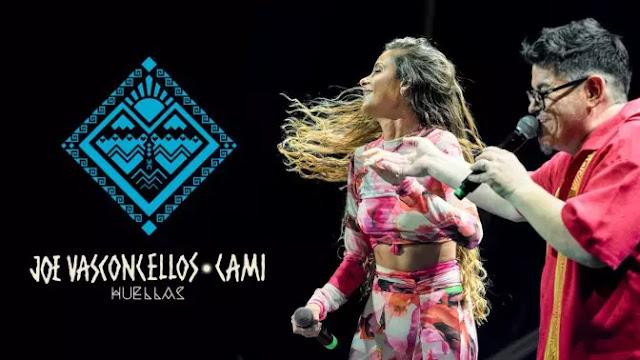 """Escucha a Joe Vasconcellos y Cami en una nueva versión de """"Huellas"""""""