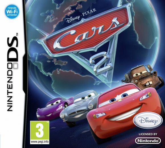 Cars 2 The Video Game DS (Nintendo DS) Español [MF]