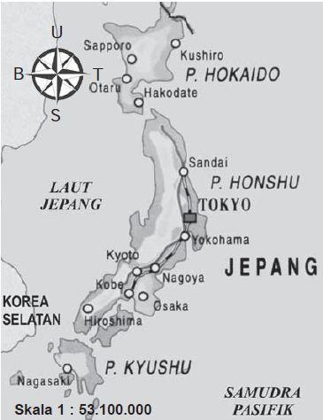 Kesimpulan tentang kunci sukses jepang menjadi negara maju dan Karakteristik Negara Jepang
