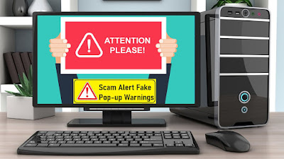 """Remove """"Attention! Warning of possible infection!"""" Pop-up"""