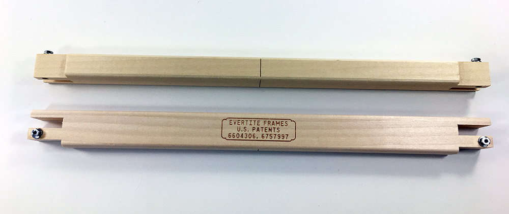 Evertite Stitchery Frames 27″ Needlepoint Stretcher Bars