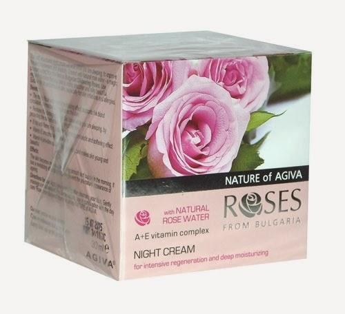 Козметика : Крем за лице Българска роза (Roses from..