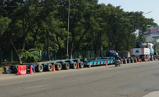 Apa Itu Multi Axle Trailer?