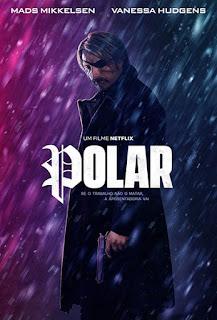 Polar - HDRip Dual Áudio
