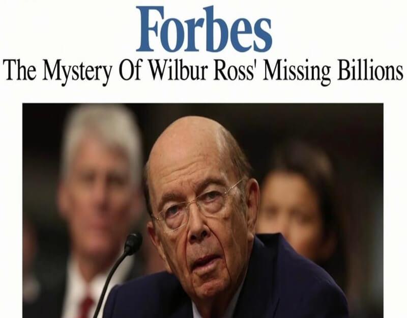 Wilbur Ross Forbes