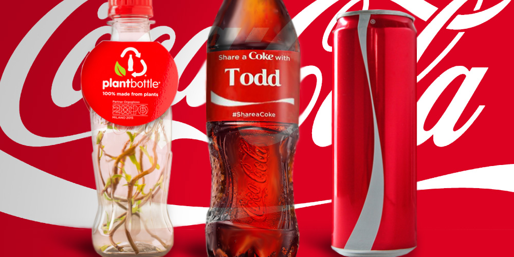 Coca Cola's Innovation In Design