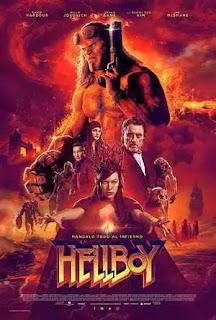 Hellboy (2019) Dual Audio 720p HDCam 996mb