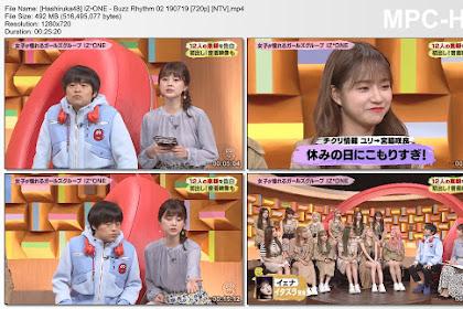 IZ*ONE - Buzz Rhythm 02 190719 (NTV)