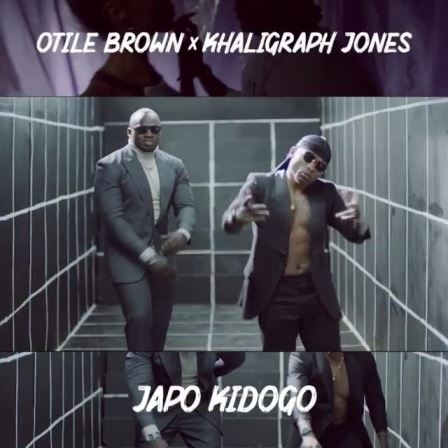 Otile Brown Ft. Khaligraph Jones - Japo Kidogo
