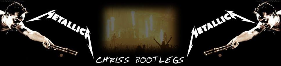 Chris's Metallica bootlegs: Coming soon