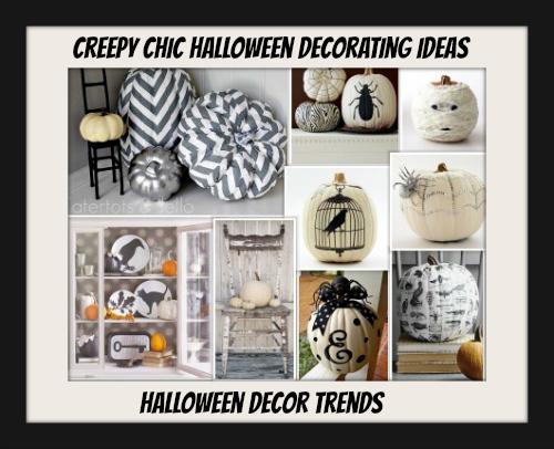 Halloween Trends 2012: Creepy Chic Halloween Decor