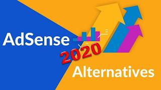 Mejores alternativas a Adsense 2020