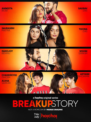 Breakup Story Hoichoi Official Poster