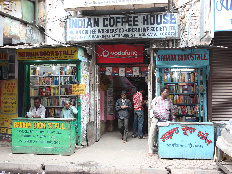 Hello Talalay: Indian Coffee House Kolkata
