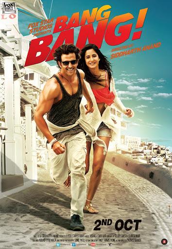 Bang Bang (2014) Hindi Online Full   Watch Online Movies Free hd Download