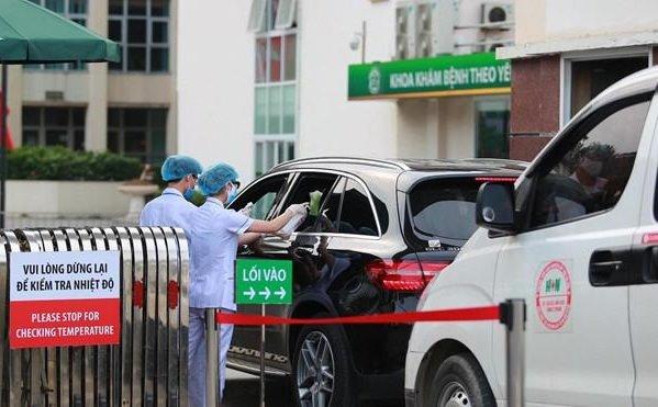 Đã xác được bệnh nhân là nguồn lây Covid-19 vào Bệnh viện Bạch Mai khiến nơi đây thành ổ dịch
