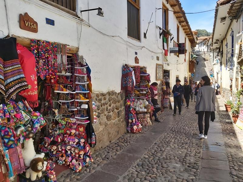 Onde ficar em Cusco: Bairro San Blás