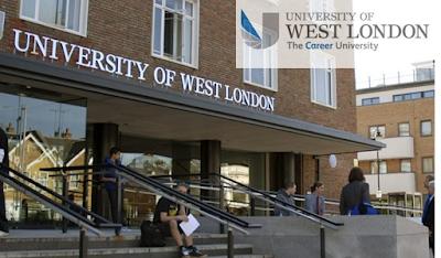 منح جامعة غرب لندن للطلاب الدوليين 2021 - ممول