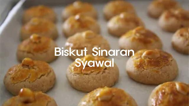 Biskut Sinaran Syawal