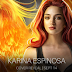 Cover Reveal - Phoenix Rise by Karina Espinosa