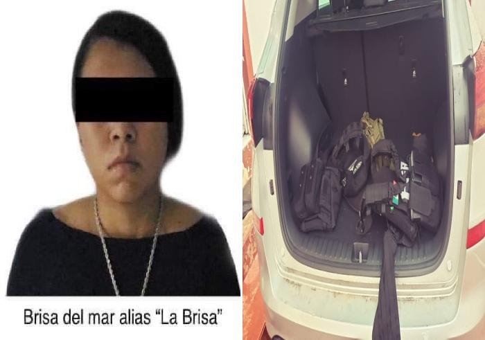 Abaten durante enfrentamiento a La Brisa del CJNG; hace unos días la capturaron pero la dejaron libre