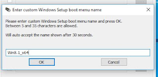 Create bootable USB pendrive to format a computer