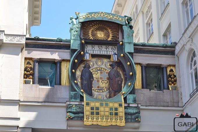 Wiedeński zegar Anker